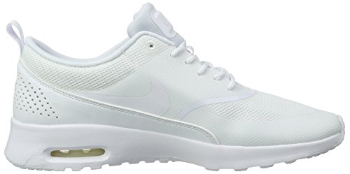 Air Donna White da Nike Max Scarpe White Corsa Da Thea Bianco qvSdZdgPW
