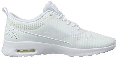 da Max Bianco Donna Corsa Da Nike Thea White White Air Scarpe n4xpCnUwHq
