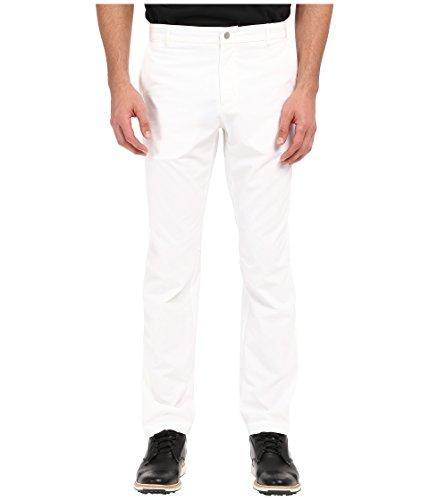 Nike Golf Men's Modern Tech Woven Pants, White/Wolf Grey, 34 X 30
