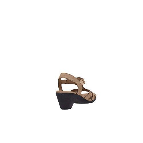 Mephisto - Sandalias de vestir para mujer Marrón marrón Marrón - camel
