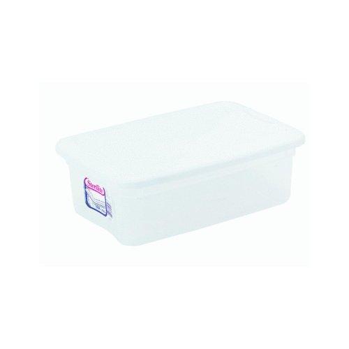 Sterilite Quart Basic Clear Storage