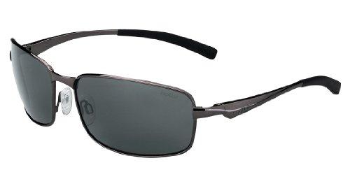 Bolle Key West Sunglasses, Shiny Gun, - Sunglasses Key West