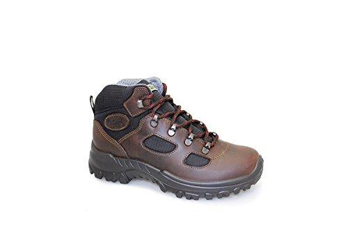 Grisport Jugendliche Alpine Stiefel–Braun–Größe 5