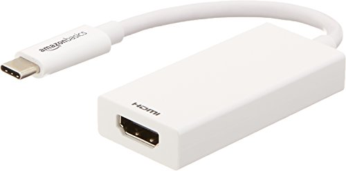 Type-C to HDMI Adapter - White ()