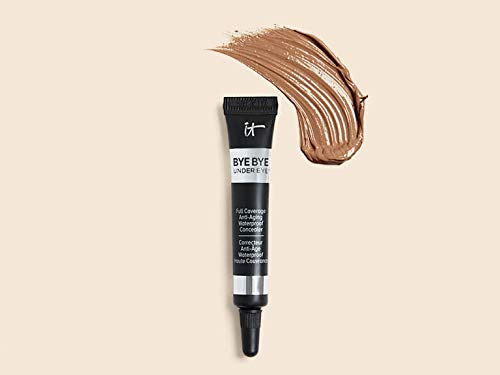 It Cosmetics Bye Bye Undereye Full Coverage Concealer Warm Deep Mini .11 oz