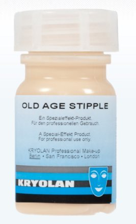 Kryolan 6570 Latex Old Age Stipple 50ml Special Effects Makeup (Latex Special Effects)