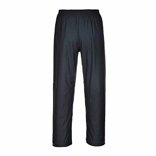 Ligeros Y Amplios Pantalones Caballero s451 Modelo Sealtex Portwest Impermeables Duraderos Hombre Black pnFXwxp5Iq