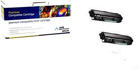 - Generic AIM Compatible MICR Replacement for Lexmark X463//X464//X466 High Yield Toner Cartridge X463H21G2PK 2//PK-9000 Page Yield