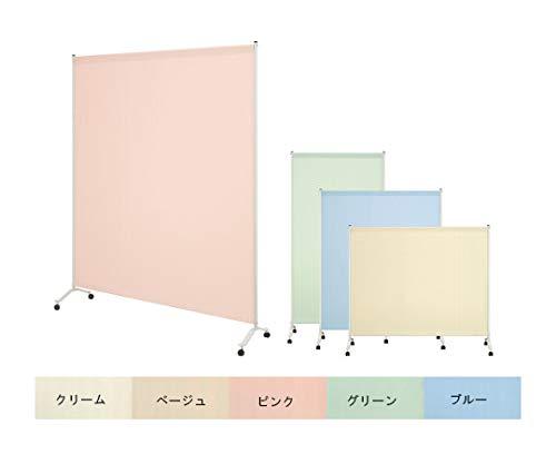 高田ベッド 1連サンカート(04) 幅120×高さ120cm クリーム   B07PXRKSWW