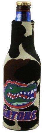 FLORIDA GATORS CAMO BOTTLE SUIT KOOZIE COOZIE COOLER - Camo Bottle Suit