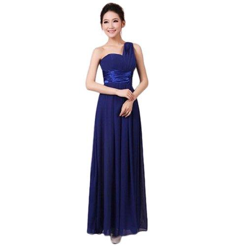 Eyekepper - Vestido - Noche - Sin mangas - para mujer azul marino