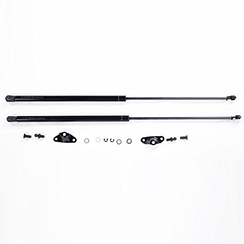 Pair Rear Hatch Lift Support Struts Gas Springs Props For Eagle Talon & Mitsubishi Eclipse & Plymouth Laser ()
