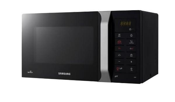 Samsung - Microondas Gs89Fs, 23L, Congrill 6 Potencias 1150W ...
