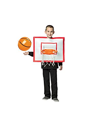 Basketball Hoop & Ball 7-10 -