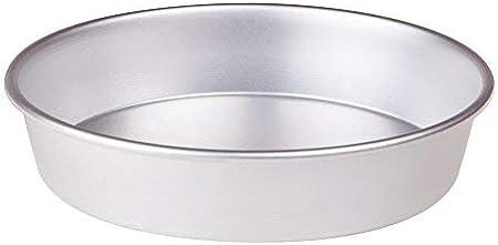 de di/ámetro 200 mm cod.FAMA43 // 620 6 cm H Unbekannt C/ónico Molde de Aluminio con Dobladillo