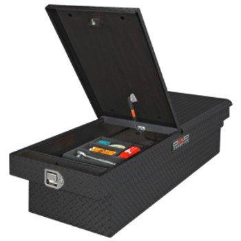 Delta CHAMPION 1-238002 Aluminum Mid-Lid Dual Lid Fullsize Crossover with Gearlock - Black