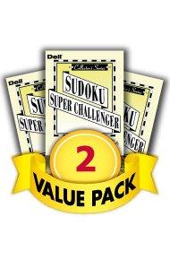 Dell Sudoku Super Challenger-2 Pack