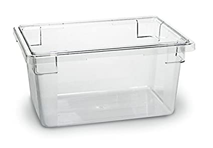 Amazoncom PolyScience Culinary Polycarbonate Tank 10 Litre Clear