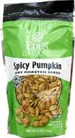 Eden Foods Seed Pumpkin Spicy