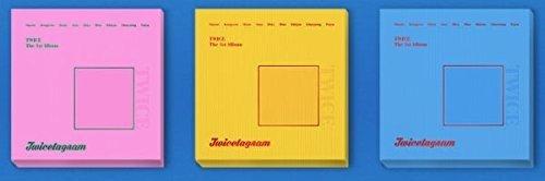 CD : Twice - Vol 1 (Twicetagram) (Asia - Import)