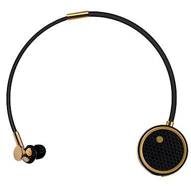 Nuevo Azul azul C8 auricular Bluetooth auriculares inalámbricos estéreo movimiento auriculares retráctil vibración alarma inteligente móvil: Amazon.es: ...