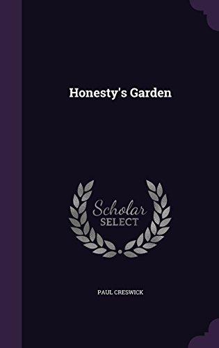 book cover of Honesty\'s Garden