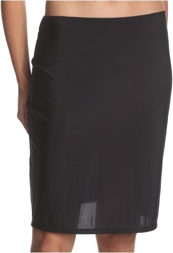 Only Hearts Women's Second Skin 21 Inch Half Slip - 2228,Black,Small - Only Hearts Slips