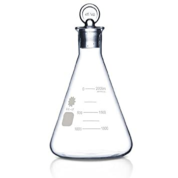 Erlenmeyer Espíritu Decanter: Amazon.es: Electrónica