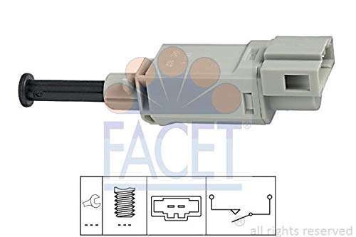 Facet - 7.1152 - Brake/Clutch Pedal Switches