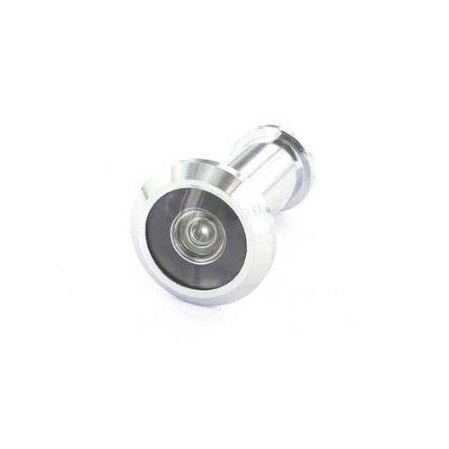 Securit - Cromo espectador de la puerta 180 grados mirilla pulido S1653