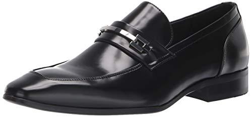(Steve Madden Men's MELBERNE Loafer, Black, 10 M US)