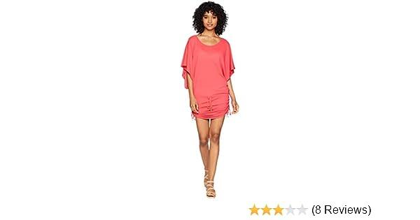 e055a2941e189 Luli Fama Women's Cosita Buena South Beach Cover-Up Dress at Amazon Women's  Clothing store: