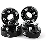 Sold as Each Wheel Accessories Parts 1 Bolt-on Spacer Kit 5x120 to 5x120 Bolt Pattern 74.10 Hub Bore Fit Vehicle with M14x1.50 Thread Complete Kit with Lug Bolts 30mm Thick, Chrome Lug Bolts
