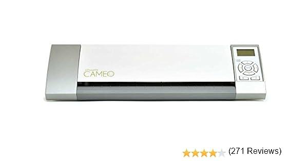 Cameo Herramienta de Corte Silhouette, Color Blanco: Amazon.es: Hogar
