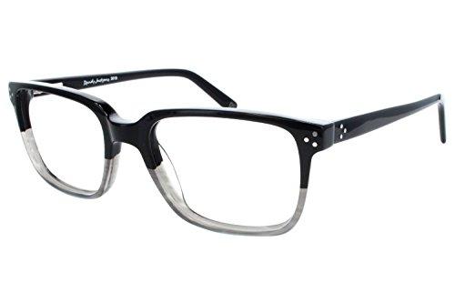 Randy Jackson RJ3019 Mens Eyeglass Frames - Black Fade