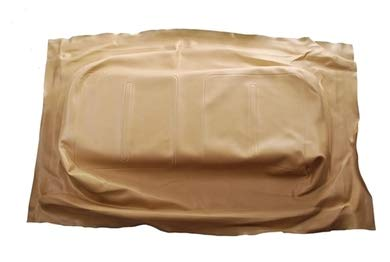 (EZGO TXT Golf Cart TAN Replacement Bottom Seat Cover 1994 & Up [Sports])