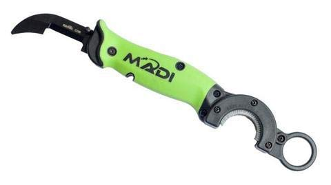 MADI BrushBlade Lineman's Knife - Safety Blade by MADI