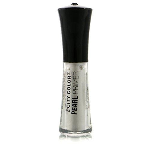 うねる知らせるターゲットCITY COLOR Eyeshadow Primer - Pearl (並行輸入品)
