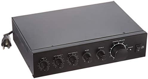 Monoprice Monoprice Commercial Audio 60W 3ch 100/70V Mixer Amp (No Logo)