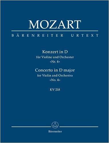 ??DJVU?? Mozart: Violin Concerto No. 4 In D Major, K. 218 [Study Score]. aislante anche mejores packed CLICK estandar audio