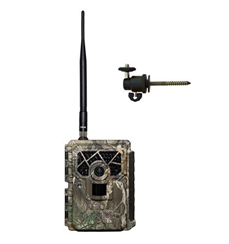 Covert LTE 4G Trail Camera with Freedom Mount (Verizon LTE)