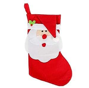 Christmas Decorations bag Candy bag Christmas Gift bag Christmas sock