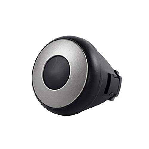 Car Steering Wheel Spinner Knob Auxiliary Booster Aid Handle Knob Black Newly E Strong Packing Atv,rv,boat & Other Vehicle