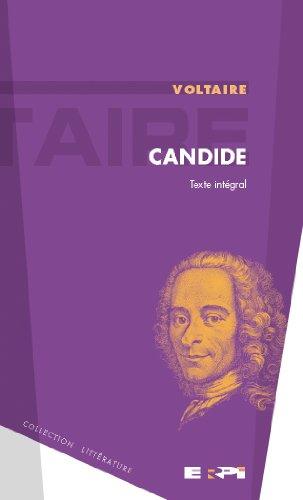 Candide (voltaire) coll.litterature
