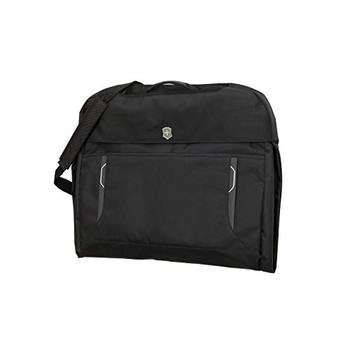 Garment Sleeve Bag - Victorinox Werks Traveler 6.0 Deluxe Garment Sleeve, Black