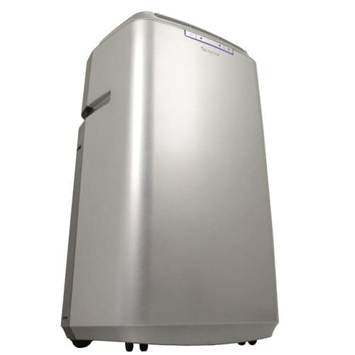 EdgeStar AP14009COM Portable Air Conditioner with Dehumidifier and Fan for Rooms up to 525 Sq. Ft. with Remote - Kit Vent Directional