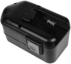 GC® (3Ah 18V Ni-MH Cells) Replacement Battery Pack for Milwaukee 0522-21 Power Tools