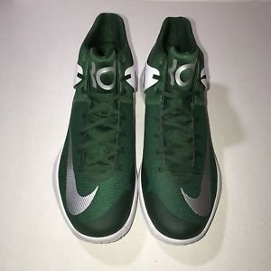 100% authentic d6545 9900c Nike Men s Kevin Durant KD Trey 5 IV Basketball Shoes, Court Green White,