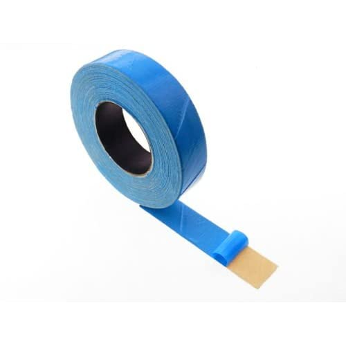 "1.5"" Double Coated Sided Stick Cloth Carpet Installation Tape 180' 50 yd Roll"