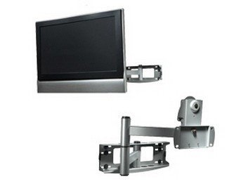 Peerless Industries PLAV60-UNL ARTICULATING WALL ARM WITH VERTICAL ADJUSTMENT FOR 37 IN - 60 IN PLASMA AND LCD